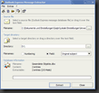 Outlook Express Message Extractor
